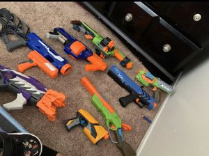 Nerf guns for Sale in Bakersfield, CA