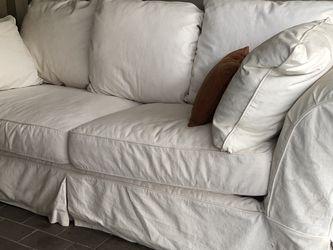 Sofa With Cover for Sale in Farmington,  MI