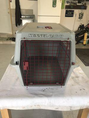 Kennel Cab II cat crate for Sale in Algona, WA