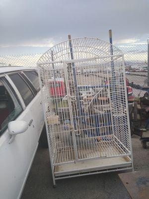 Big bird cage for Sale in Las Vegas, NV