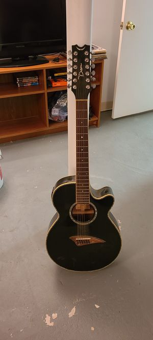 12 String Dean Guitar for Sale in Seymour, CT