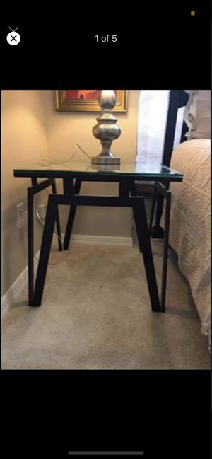Coffee table and 2 end tables for Sale in Sebastian, FL