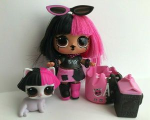 LOL Doll Set (Metal Babe & Metal Claws) for Sale in Las Vegas, NV