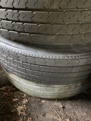 Used truck tires!!! for Sale in Conley, GA