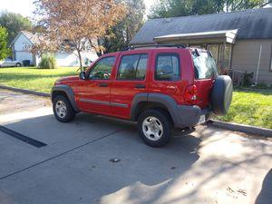 Jeep liberty for Sale in Wichita, KS