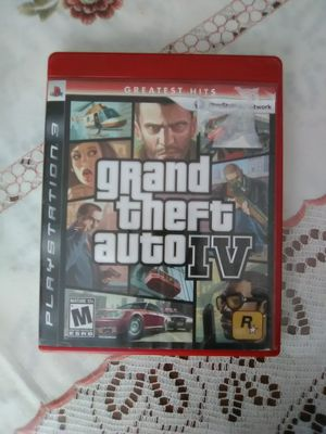 Grand Theft Auto IV. PS3 Video games. PlayStation for Sale in NEW PRT RCHY, FL