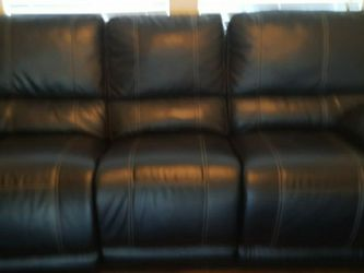 Leather Sofa for Sale in Humble,  TX