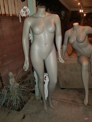 1 free mannequin MUST READ for Sale in Irwindale, CA