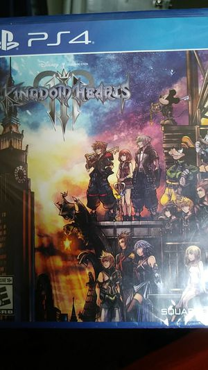 Kingdom Hearts 3 Sealed for Sale in Jersey City, NJ
