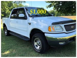 $1,000 URGENT For sale 2002 Ford F-150 XLT 4x4 very clean condition for Sale in St. Louis, MO
