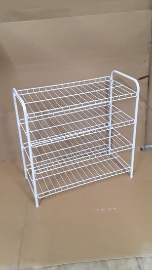 Shoe rack for Sale in North Providence, RI