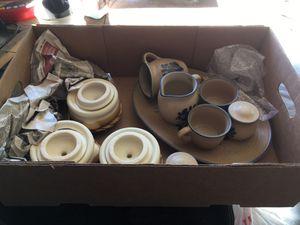 Ceramic coffee set for Sale in Springerville, AZ
