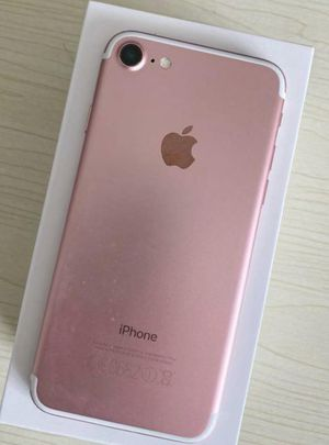 iPhone 7, ∆!|Factory Unlocked & iCloud Unlocked.. Excellent Condition, Like a New... for Sale in Springfield, VA