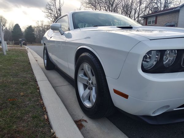 2013 Dodge Challenger SXT V6