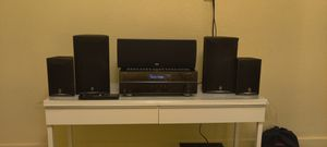 Yamaha 5.1 hdmi home theater surround sound for Sale in Daly City, CA