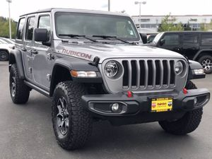2018 Jeep Wrangler for Sale in Monroe, WA