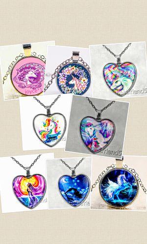 New Glass Cabochon Necklaces for Sale in Wichita, KS