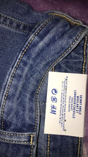 High waist jeans for Sale in Fresno, CA