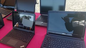 Laptops for sale cheap for the school for Sale in Pomona, CA
