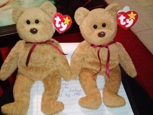 CURLY (ERRORS)BEANIE BABYS LOT for Sale in Stockton, CA