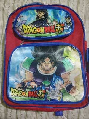 Broly backpack!!!! for Sale in Phoenix, AZ