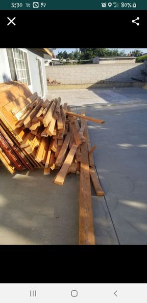WOOD Misc for Sale in Santa Ana, CA