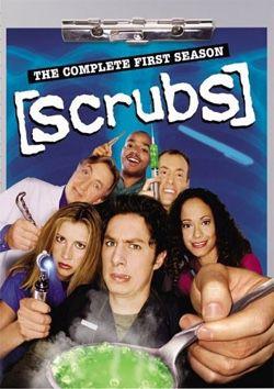 Scrubs season 1 dvd for Sale in Rancho Cordova, CA