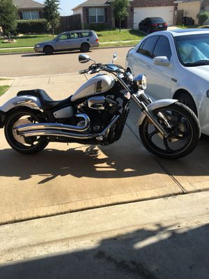 Yamaha Cruiser Stryker motorcycle for Sale in Waxahachie, TX