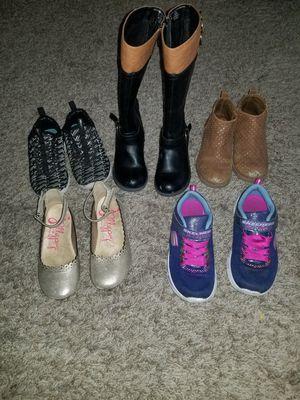 $30 Zapatos de niña size 12 for Sale in Dallas, TX