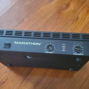 MARATHON DJ-1000 (1000 Watts) amplifier for Sale in Alexandria, VA