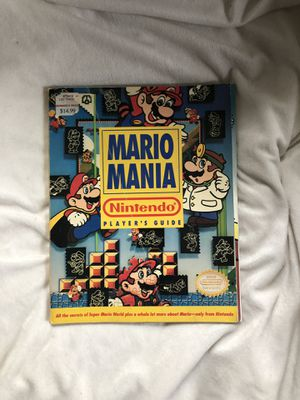 Super Nintendo strategy guides for sale! for Sale in Providence, RI