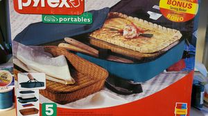 Pyrex Portable Set for Sale in Indian Land, SC