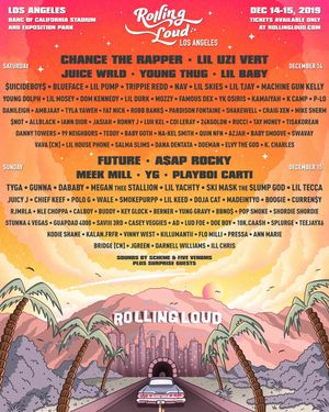 2 Rolling Loud 2 Day Wristband for Sale in Fontana, CA