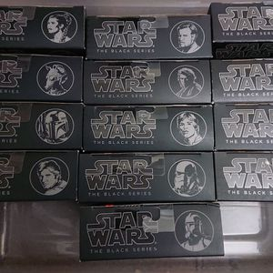 Star Wars Black Series Orange Line Collection for Sale in Irwindale, CA