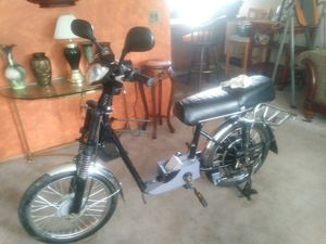 ECO Moped ... 100% pedal electric bicycle. for Sale in Portland, OR