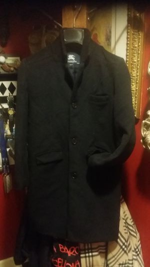 Kids Burberrys made in England gorgeous wool overcoat for Sale in Chicago, IL
