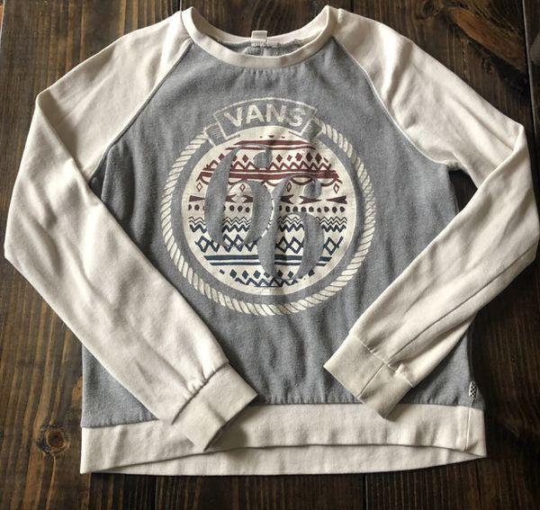 Vans Sweatshirt, T-shirt and Jansport Backpack