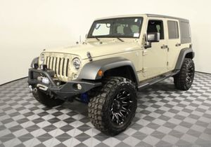 2017 Jeep Wrangler Unlimited Sport TONS of extras for Sale in Kennesaw, GA