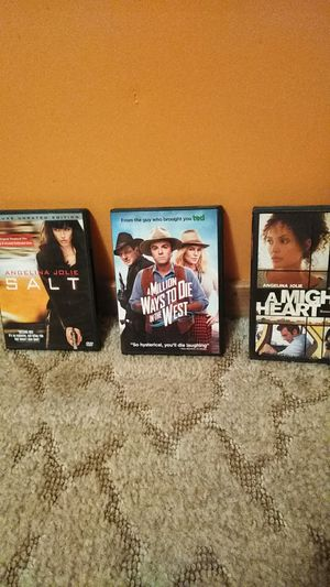 Movies 3$ each for Sale in Marshfield, MO