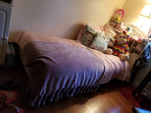 Twin bed w/headboard $100.obo for Sale in North Chesterfield, VA