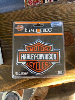 Harley Davidson hitch plug for Sale in Gresham, OR