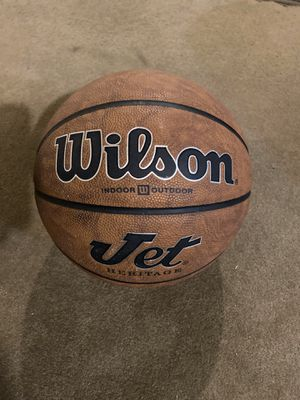 WILSON Jet Heritage Basketball for Sale in Portland, OR