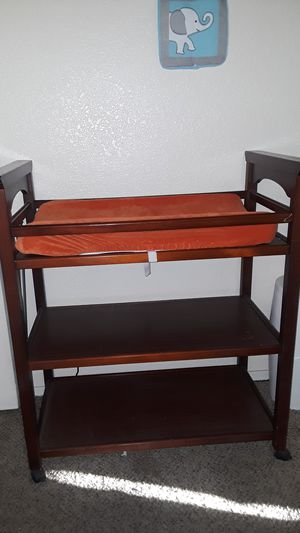 GRACO Changing Table Only - Mat sold separately OBO for Sale in Las Vegas, NV