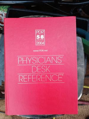 2004 physicans desk reference for Sale in Riverside, CA