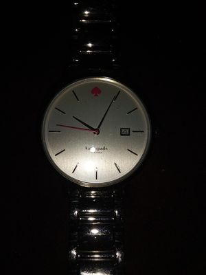 Kate Spade Women's Mother of Pearl Dial Stainless Steel Watch cheap for Sale in Bedford, TX