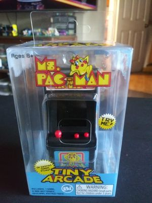 Ms. Pac-Man Tiny Arcade for Sale in Fullerton, CA