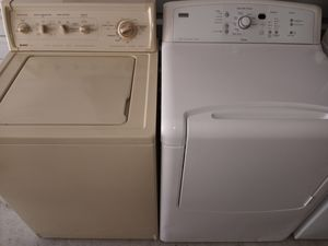 Kenmore washer dryer set for Sale in Dunnellon, FL