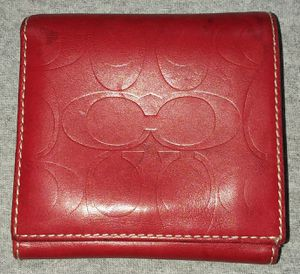 AUTHENTIC Coach Wallet for Sale in East Amherst, NY