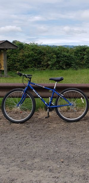 Trek 1000 and Giant Rincon Bike for Sale in Clackamas, OR