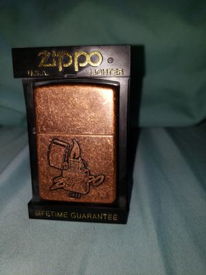 Zippo Copper 1996 Very Rare for Sale in La Habra Heights, CA